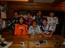 ばんちゃんの旅案内 -日本全国自走の旅--魚河岸シャツ