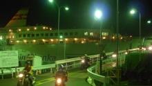 ばんちゃんの旅案内 -日本全国自走の旅--舞鶴港