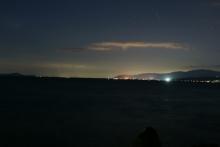 ばんちゃんの旅案内 -日本全国自走の旅--琵琶湖夜景