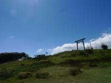 ばんちゃんの旅案内 -日本全国自走の旅--入道ヶ岳頂上