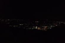 ばんちゃんの旅案内 -日本全国自走の旅--金刀比羅宮夜景