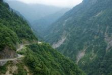 ばんちゃんの旅案内 -日本全国自走の旅--白山スーパー林道