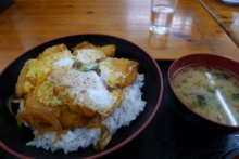 ばんちゃんの旅案内 -日本全国自走の旅--かつおカツ丼