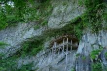 ばんちゃんの旅案内 -日本全国自走の旅--投入堂