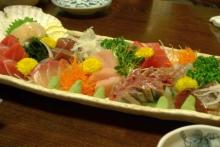 ばんちゃんの旅案内 -日本全国自走の旅--かどや刺身