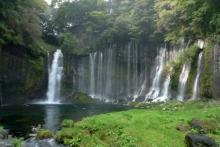 ばんちゃんの旅案内 -日本全国自走の旅--白糸の滝