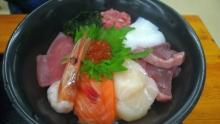ばんちゃんの旅案内 -日本全国自走の旅--海鮮丼