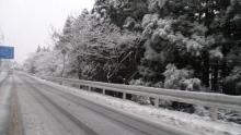 ばんちゃんの旅案内 -日本全国自走の旅--伊豆の大雪