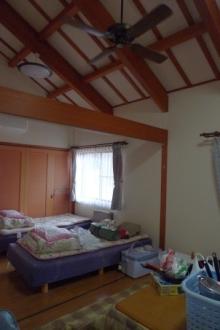 ばんちゃんの旅案内 -日本全国自走の旅--孫太郎キャンプ場コテージ
