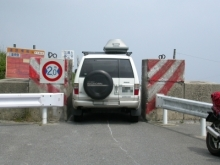 ばんちゃんの旅案内 -日本全国自走の旅--過去の石榑峠