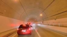 ばんちゃんの旅案内 -日本全国自走の旅--トンネル内