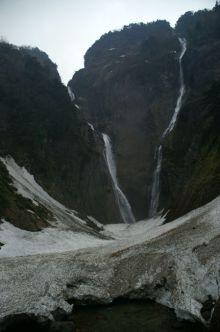 ばんちゃんの旅案内 -日本全国自走の旅--称名滝