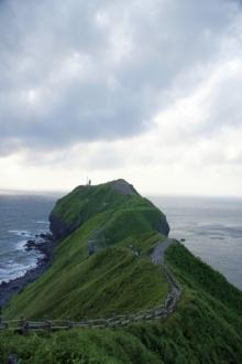 ばんちゃんの旅案内 -日本全国自走の旅--神威岬