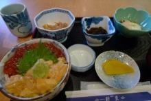 ばんちゃんの旅案内 -日本全国自走の旅--生うに丼