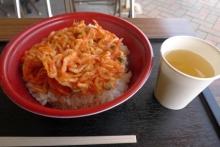ばんちゃんの旅案内 -日本全国自走の旅--さくらえびのかきあげ丼