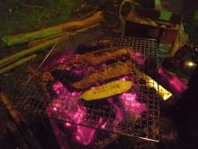 ばんちゃんの旅案内 -日本全国自走の旅--キャンプ風景