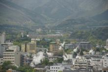 ばんちゃんの旅案内 -日本全国自走の旅--湯けむり展望台
