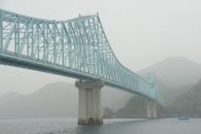 ばんちゃんの旅案内 -日本全国自走の旅--生月大橋