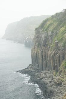 ばんちゃんの旅案内 -日本全国自走の旅--塩俵の断崖