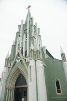 ばんちゃんの旅案内 -日本全国自走の旅--聖ザビエル記念聖堂
