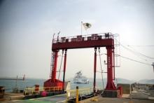 ばんちゃんの旅案内 -日本全国自走の旅--関門海峡フェリー