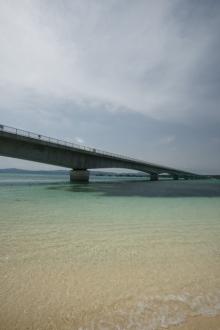 ばんちゃんの旅案内 -日本全国自走の旅--古宇利大橋
