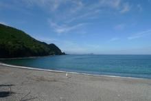 ばんちゃんの旅案内 -日本全国自走の旅--海の日企画-海の様子