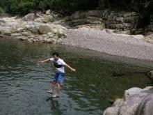 ばんちゃんの旅案内 -日本全国自走の旅--海の日企画-川