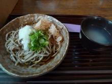ばんちゃんの旅案内 -日本全国自走の旅--おろしそば