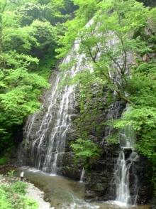 ばんちゃんの旅案内 -日本全国自走の旅--龍双ヶ滝