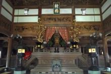 ばんちゃんの旅案内 -日本全国自走の旅--仏殿