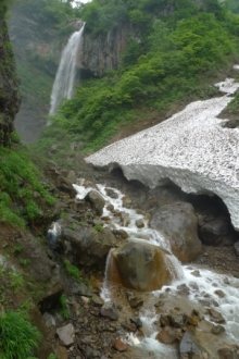 ばんちゃんの旅案内 -日本全国自走の旅--燕の惣滝