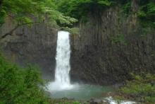 ばんちゃんの旅案内 -日本全国自走の旅--苗名の滝