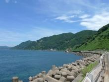 ばんちゃんの旅案内 -日本全国自走の旅--越前の海