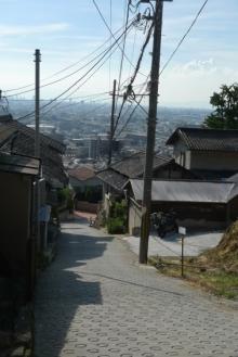 ばんちゃんの旅案内 -日本全国自走の旅--国道308号大阪側