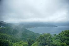 ばんちゃんの旅案内 -日本全国自走の旅--都井岬の灯台から