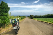 ばんちゃんの旅案内 -日本全国自走の旅--種子島の道