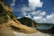 ばんちゃんの旅案内 -日本全国自走の旅--犬城海岸