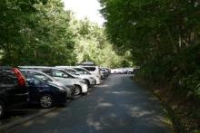 ばんちゃんの旅案内 -日本全国自走の旅--駐車場
