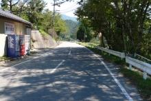 ばんちゃんの旅案内 -日本全国自走の旅--田本駅の入り口