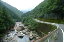 ばんちゃんの旅案内 -日本全国自走の旅--椎葉村へ