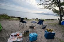 ばんちゃんの旅案内 -日本全国自走の旅--キャンプ準備