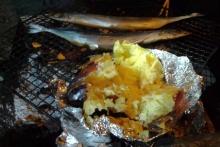 ばんちゃんの旅案内 -日本全国自走の旅--焼き芋