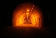 ばんちゃんの旅案内 -日本全国自走の旅--トンネル