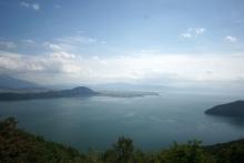 ばんちゃんの旅案内 -日本全国自走の旅--奥琵琶湖パークウェイ