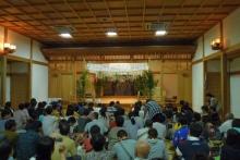 ばんちゃんの旅案内 -日本全国自走の旅--高千穂神社の夜神楽