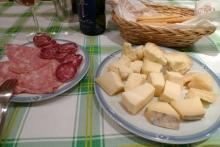 ばんちゃんの旅案内 -日本全国自走の旅--サラミとチーズ
