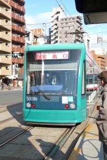 ばんちゃんの旅案内 -日本全国自走の旅--路面電車