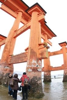 ばんちゃんの旅案内 -日本全国自走の旅--干潮