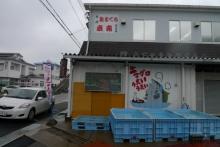 ばんちゃんの旅案内 -日本全国自走の旅--マグロ無人直売所